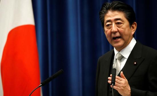 Thủ tướng Nhật Bản Shinzo Abe tranh cử chức Chủ tịch đảng LDP