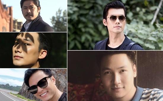"""Dàn """"soái ca"""" nhập cuộc đua Top 5 VTV Awards 2018: Ai chiến thắng?"""