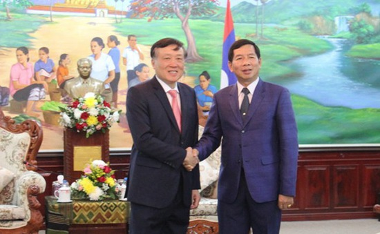 Lào đánh giá cao sự hỗ trợ của Tòa án Nhân dân Tối cao Việt Nam