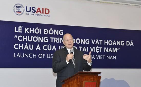 USAID hỗ trợ sáng kiến giảm thiểu nhu cầu tiêu thụ sừng tê giác