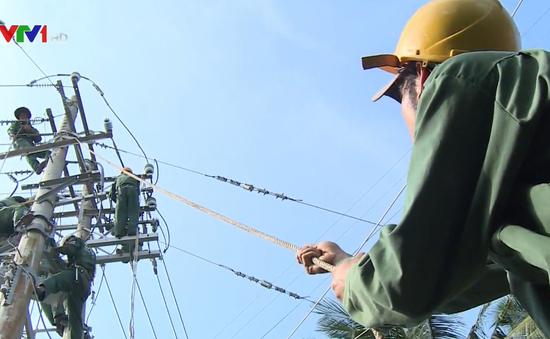 Ngành điện phía Nam diễn tập ứng phó sự cố lưới điện do thiên tai