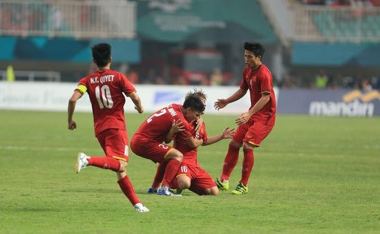 Lịch thi đấu CHÍNH THỨC Chung kết và tranh HCĐ bóng đá nam ASIAD 2018