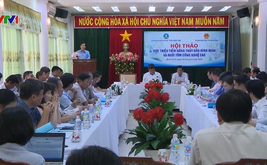 Giới thiệu tiềm năng thủy sản Bình Định