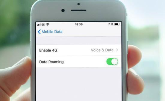 """""""Tá hỏa"""" nhận hóa đơn 13.000 USD tiền data roaming dù không vào Internet"""
