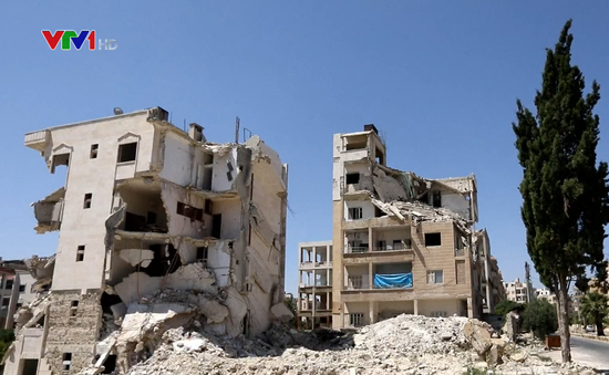 Quân đội Syria chuẩn bị tấn công Idlib