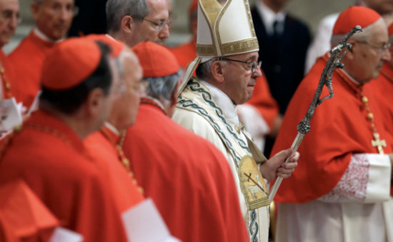 Tòa thánh Vatican đã biết về các vụ lạm dụng trong nhà thờ Công giáo