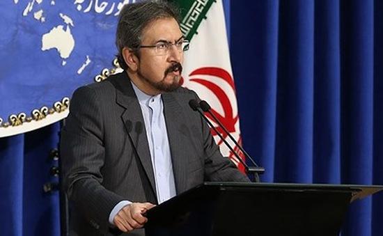 Iran bác bỏ kêu gọi đàm phán của Pháp về thỏa thuận hạt nhân