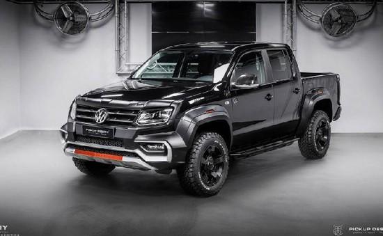 Ngắm bán tải Volkswagen Amarok sau độ với giá 16.000 USD