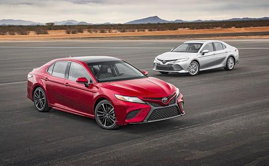 Hé lộ hình ảnh Toyota Camry thế hệ mới sắp ra mắt tại Đông Nam Á