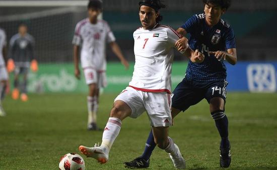 Không cầu thủ Olympic UAE nào được triệu tập lên ĐTQG chuẩn bị Asian Cup 2019