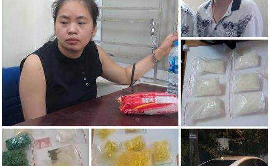 Hải Phòng: Phá đường dây ma túy lớn