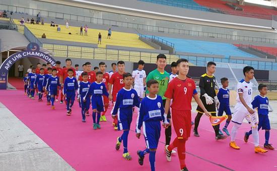 Thắng Philippine 6-1, U16 Việt Nam hẹn Myanmar trong trận quyết đấu