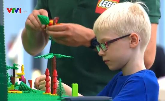 Lego công bố loạt sản phẩm mới làm bằng chất liệu thân thiện môi trường