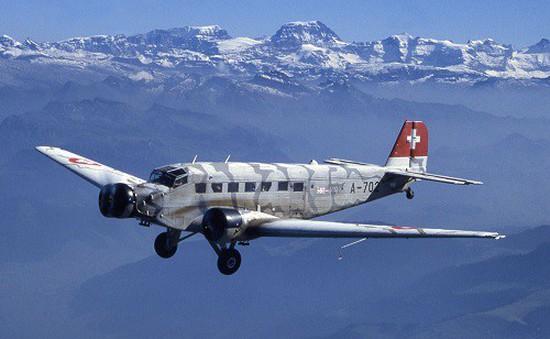Máy bay rơi ở Thụy Sỹ, 20 người chết