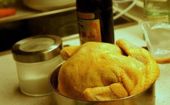 Hướng dẫn cách làm gà hấp rượu vang ngon khó cưỡng