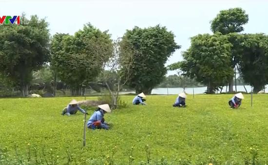 Hưng Yên: Đổi thay diện mạo nông thôn