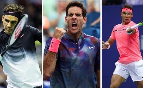 """Đại kình địch của Nadal và Federer: """"Ngó lơ"""" ATP Ranking, hướng tới US Open 2018"""