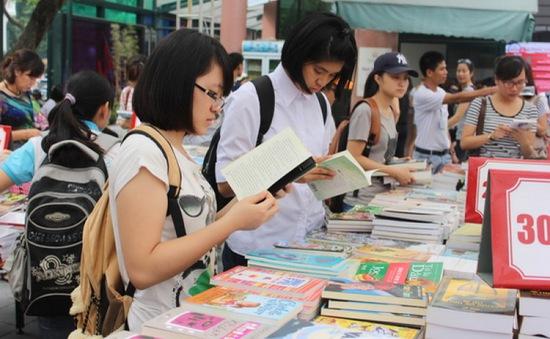 Hội sách mùa Thu 2018 - Điểm đến của những người thích đọc sách