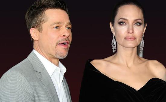 Angelina Jolie tố cáo Brad Pitt không đưa đủ tiền nuôi con