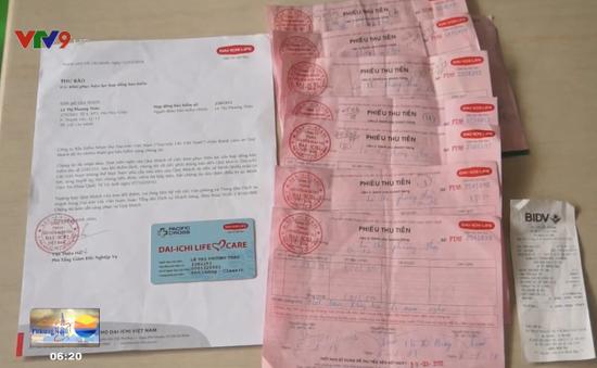 Khách hàng bức xúc vì Dai-Ichi Life Việt Nam không giải quyết chế độ bảo hiểm