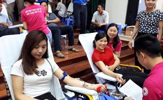 Viện Huyết học kêu gọi người dân tham gia hiến máu