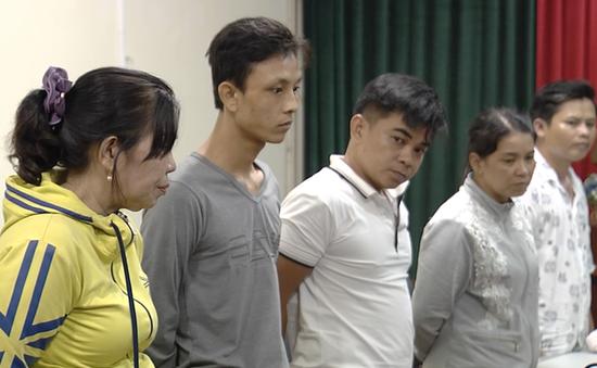 Truy tố 7 người lập mưu đốt xe gây chết người trên Quốc lộ 61C