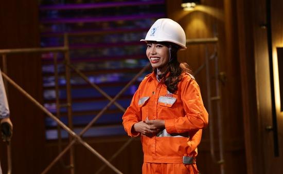 Cô gái 9X ôm mộng xây công ty tỷ đô gọi vốn xuất sắc tại Shark Tank Việt Nam