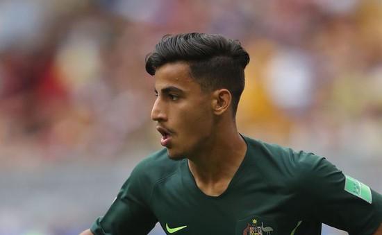 Chính thức: Chiêu mộ thần đồng bóng đá Australia, Man City lập tức đem cho mượn