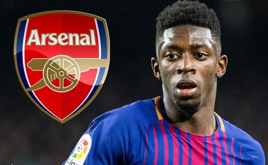 """Sao Barca """"cười khẩy"""" trước thông tin gia nhập Arsenal"""