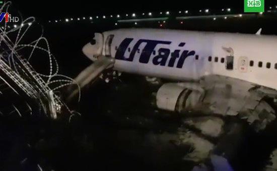 Tai nạn máy bay nghiêm trọng ở Nga