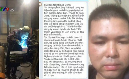 Lao động Việt kêu cứu vì bị bỏ rơi tại nước ngoài