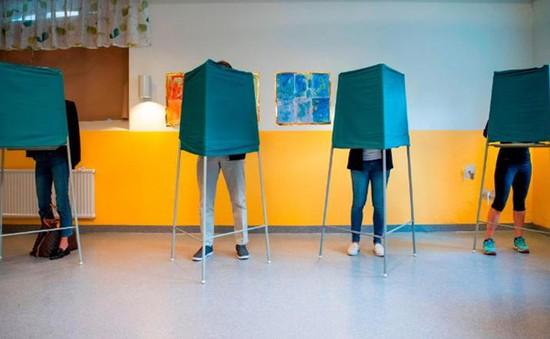 Kết quả sơ bộ tổng tuyển cử tại Thụy Điển