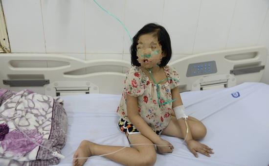 Cứu bệnh nhi mắc thalassemia và đái tháo đường nhiễm toan ceton