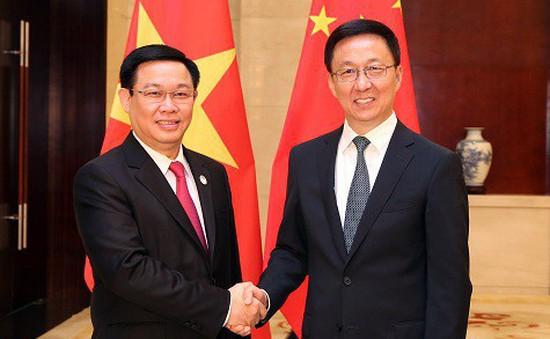 Đề nghị Trung Quốc tạo điều kiện thuận lợi cho nông sản Việt Nam