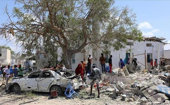 Hơn 20 người thương vong trong vụ đánh bom liều chết tại Mogadishu, Somalia
