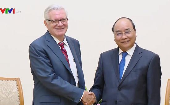 """""""Việt Nam mong muốn tiến tới cân bằng thương mại với Hoa Kỳ"""""""