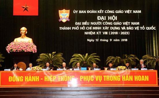 Chính thức khai mạc Đại hội Đại biểu người Công giáo Việt Nam TP.HCM lần thứ 8