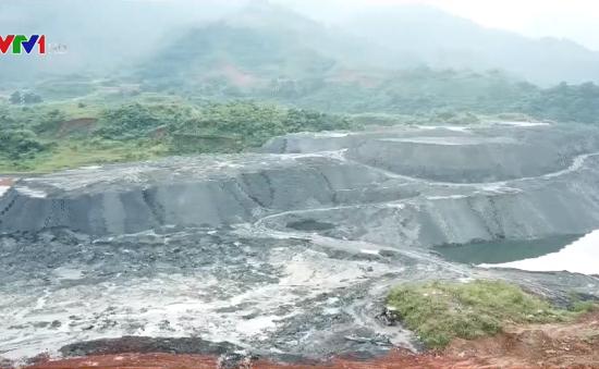 Thận trọng khi sử dụng nước sông Thao sau sự cố vỡ đập bãi thải