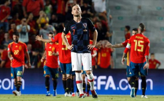 Bảng xếp hạng UEFA Nations League: Italy, Croatia nguy cơ xuống hạng