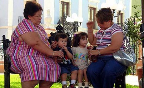 Tỷ lệ người đói và thừa cân tại Mỹ Latinh tăng mạnh