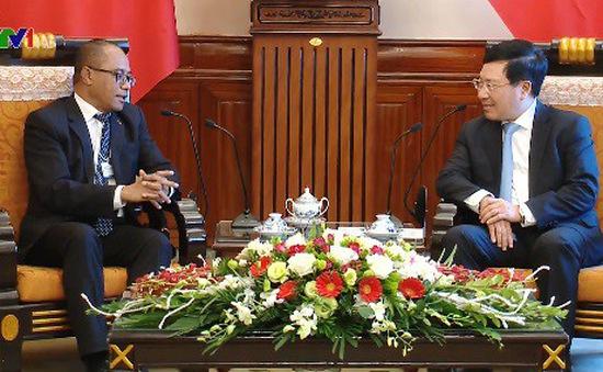 Việt Nam - Timor Leste sẽ hợp tác chặt chẽ