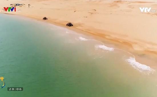 Phiêu lưu cùng gió và cát Ninh Thuận