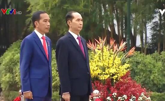 Tuyên bố chung Việt Nam - Indonesia