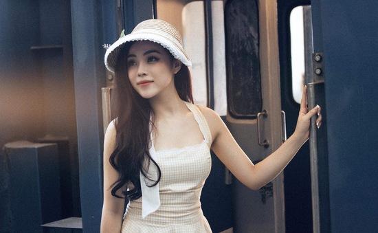 Sao mai Mai Diệu Ly kể chuyện tình êm đềm trong MV về Hà Nội