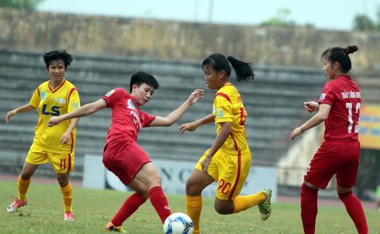 Hôm nay (13/9), khai mạc lượt về giải bóng đá nữ VĐQG – Cúp Thái Sơn Bắc 2018