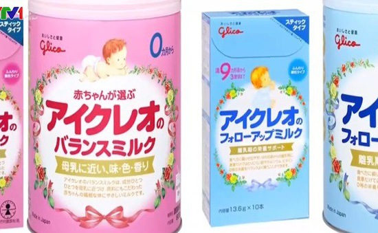 Nhập khẩu sữa từ Nhật tăng mạnh