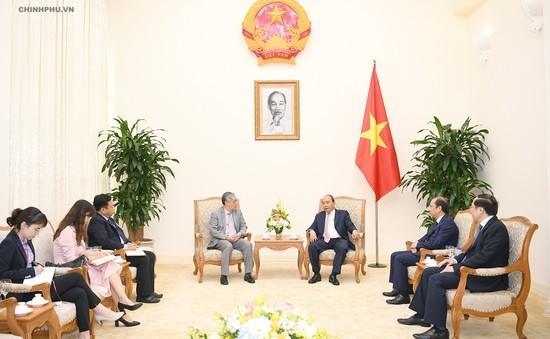 Thủ tướng tiếp Giám đốc Điều hành Ban Thư ký Ủy hội sông Mekong