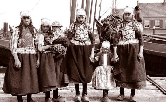 Châu Âu cách đây hơn 100 năm từng như thế nào?