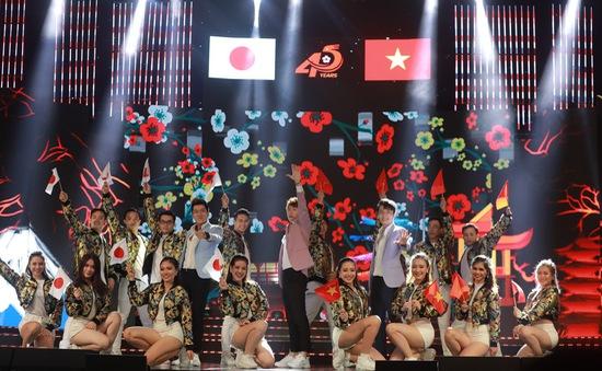 """""""Nhạc hội Việt - Nhật 2018"""" chính thức lên sóng VTV1"""