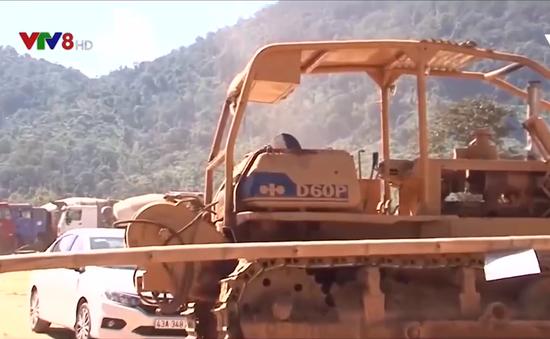 Quảng Nam: Thủy điện xây dựng trái phép